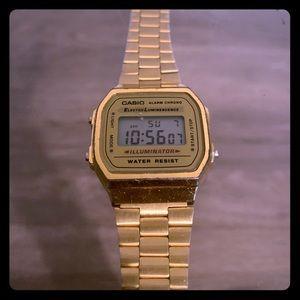 Casio Accessories - Gold OG Casio Watch